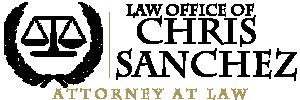 Law offices of Chris Sanchez - Logo
