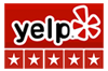 Check us out on Yelp!